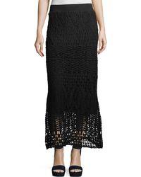 XCVI | Cecilia Crochet Skirt | Lyst