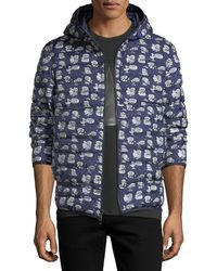 Moncler - Oise Hooded Puffer Jacket - Lyst