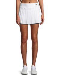 Nike - Victory Pleated Tennis Skirt - Lyst
