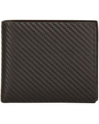 Dunhill - Chassis Leather Billfold Wallet - Lyst
