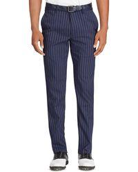 Ralph Lauren - Men's Usa Ryder Cup Pinstriped Twill Golf Pants - Lyst