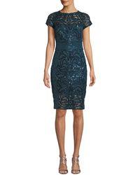 6594be604c Wedding Guest Dresses - Women s Designer Wedding Guest Dresses - Lyst