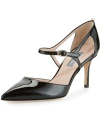 SJP by Sarah Jessica Parker - Phoebe Pointed-Toe Pumps - Lyst
