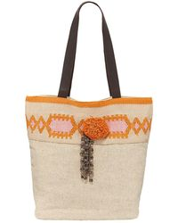 Ále By Alessandra - Nomad Beach Tote Bag - Lyst