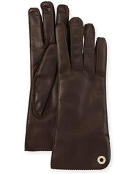 Loro Piana - Jacqueli Leather Gloves - Lyst