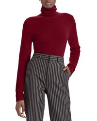 Ralph Lauren Collection - 50th Anniversary Turtleneck Long-sleeve Cashmere Pullover Sweater - Lyst