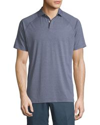 Peter Millar - Amsterdam Technical Polo Shirt - Lyst