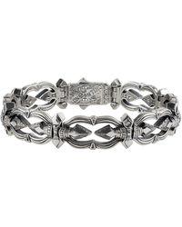 Konstantino - Men's Sterling Silver Link Bracelet - Lyst