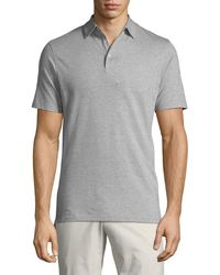 Peter Millar - Men's Perfect Pique-knit Polo Shirt - Lyst