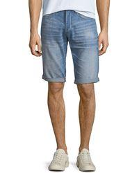 G-Star RAW - Men's Rovic Loose Denim Shorts - Lyst