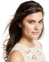 Jennifer Behr - Orion Crystal Circlet Headband - Lyst