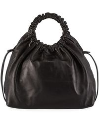 The Row - Medium Double Circle Shoulder Bag - Lyst