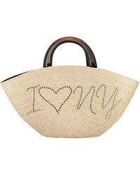 Eugenia Kim I Heart Ny Carlotta Bag - Natural