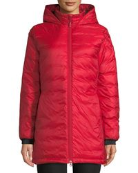Canada Goose Camp Hooded Chica
