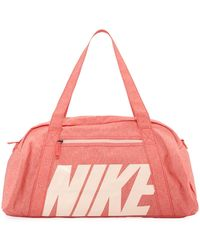 2be1c0c18adb Lyst - Nike Gym Club Training Duffle Bag in Blue for Men