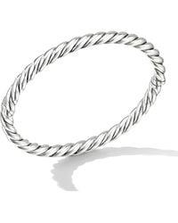 David Yurman - 5mm Stax Cable Bracelet - Lyst