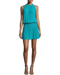 Ramy Brook - Paris Draped Dress - Lyst
