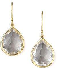 Ippolita - Rock Candy® Lollipop Teardrop Earrings - Lyst