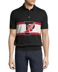 Ralph Lauren - Icarus Logo Polo Shirt - Lyst