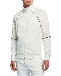 Vince - Men's Colorblock Track Jacket - Lyst