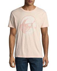 Sol Angeles - Back Hack Crewneck T-shirt - Lyst