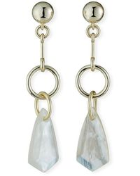 Kendra Scott - Darren Linear Earrings - Lyst