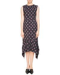 Altuzarra - Elvie Sleeveless Floral-print Midi Dress - Lyst