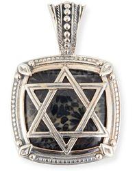 Konstantino - Men's Heonos Sterling Silver Cross Pendant - Lyst