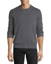 Neiman Marcus - Men's Cashmere Thermal Sweatshirt - Lyst
