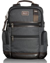 Tumi | Alpha Bravo Anthracite Knox Backpack | Lyst