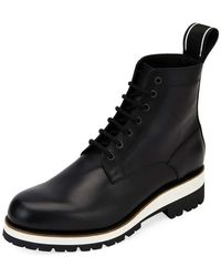 DSquared² - Men's Leather Lace-up Ankle Boot - Lyst