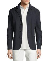 Ralph Lauren - Solid Convertible Sport Jacket - Lyst