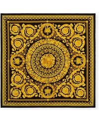 Versace - Baroque Heritage Silk Scarf - Lyst