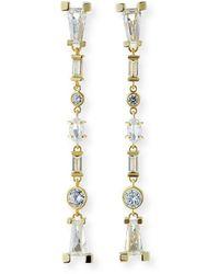 Kendra Scott - Rumi Linear Earrings - Lyst