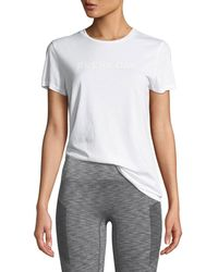LNDR - Every Day Cotton Graphic Tee - Lyst