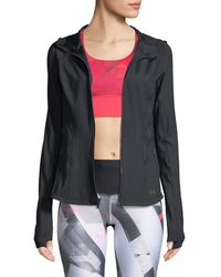 Under Armour - Breathelux Full Zip Long-sleeve Performance Jacket - Lyst