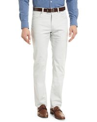 Peter Millar - Soft Touch Twill Pants - Lyst