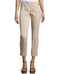 Tory Burch - Callie Skinny Ankle Pants - Lyst