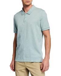 Vince - Men's Classic Short-sleeve Polo Shirt - Lyst