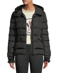 Moncler - Betula Hooded Puffer Coat - Lyst