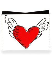 Roger Vivier - Love Tattoo Card Holder - Lyst