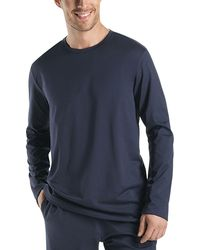 Hanro - Night & Day Long Sleeve Shirt - Lyst