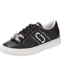 Marc Jacobs - Empire Chain-link Platform Sneaker - Lyst