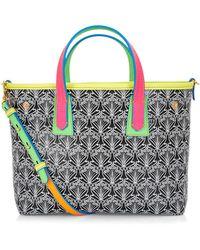 Liberty - Marlborough Mini Neon Tote Bag - Lyst