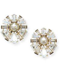 Kendra Scott Jentry Stud Earrings - Metallic