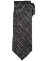 Tom Ford - Hopsack Woven Silk Tie - Lyst