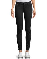 AO.LA by alice + olivia - Good Low-rise Skinny Ankle Jeans - Lyst