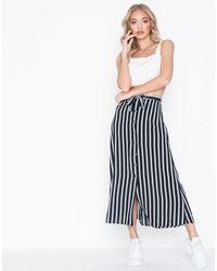 Vero Moda Vmsasha Ancle Skirt Noos - Blauw