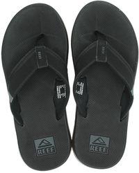 Reef Fanning 2.0 Slippers - Zwart