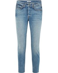 GRLFRND - Karolina High-rise Skinny Jeans - Lyst